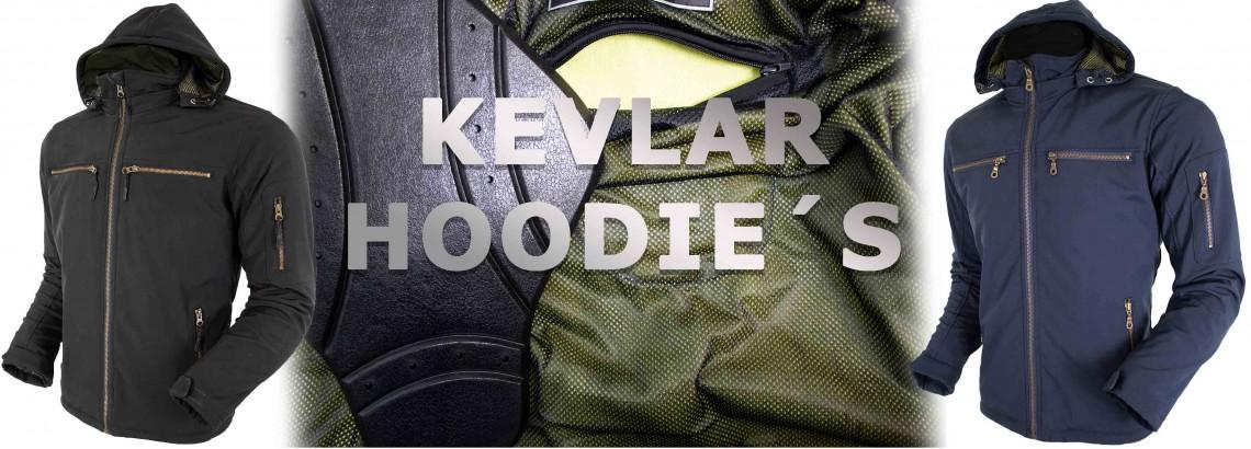 Kevlar Hoodies